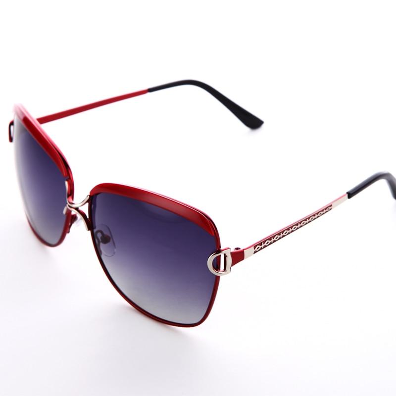 BARCUR Polarized Ladies Sunglasses Mulheres Lente Gradiente Mulheres - Acessórios de vestuário - Foto 2
