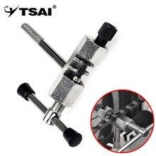 купить TSAI Lightweight Steel MTB Portable Bike Repair Tool Bicycle Chain Breaker Cutter Durable Splitter Pin Hook Connecting Drop Ship дешево