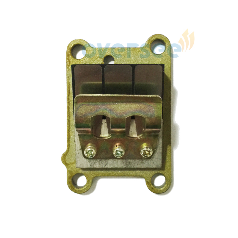 6E0-13610-00 REED VALVE ASSY for Yamaha Parsun Hidea 4HP 5HP Outboard engine,Boat Motor Aftermarket Parts 6E0-13610