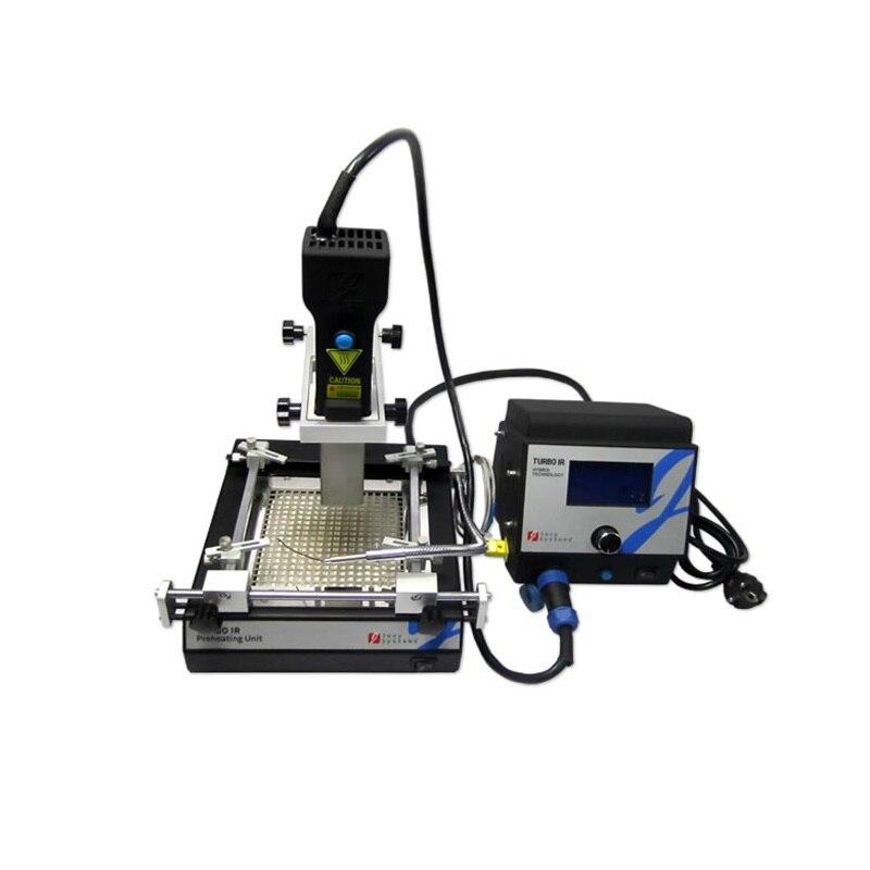 Infrared heating bga soldering station Jovy Systems Turbo IR preheating