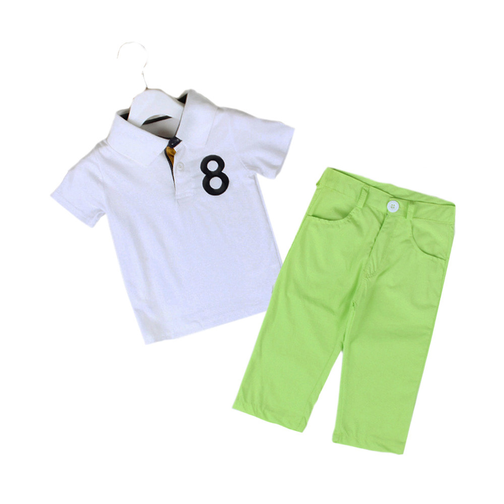Younger Children Boys Clothes Set (1)