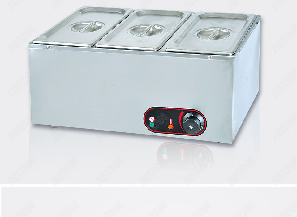 EH1A electric bain marie food warmer machine for hotel and restaurant 22