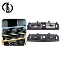 Car Front Console Center Gril Dash AC Air Heater Vent For BMW F10 F11 F18 64229166885 5 Series 520 523 525 528 530 535