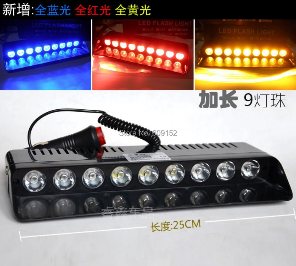 Led Emergency Dash Lights