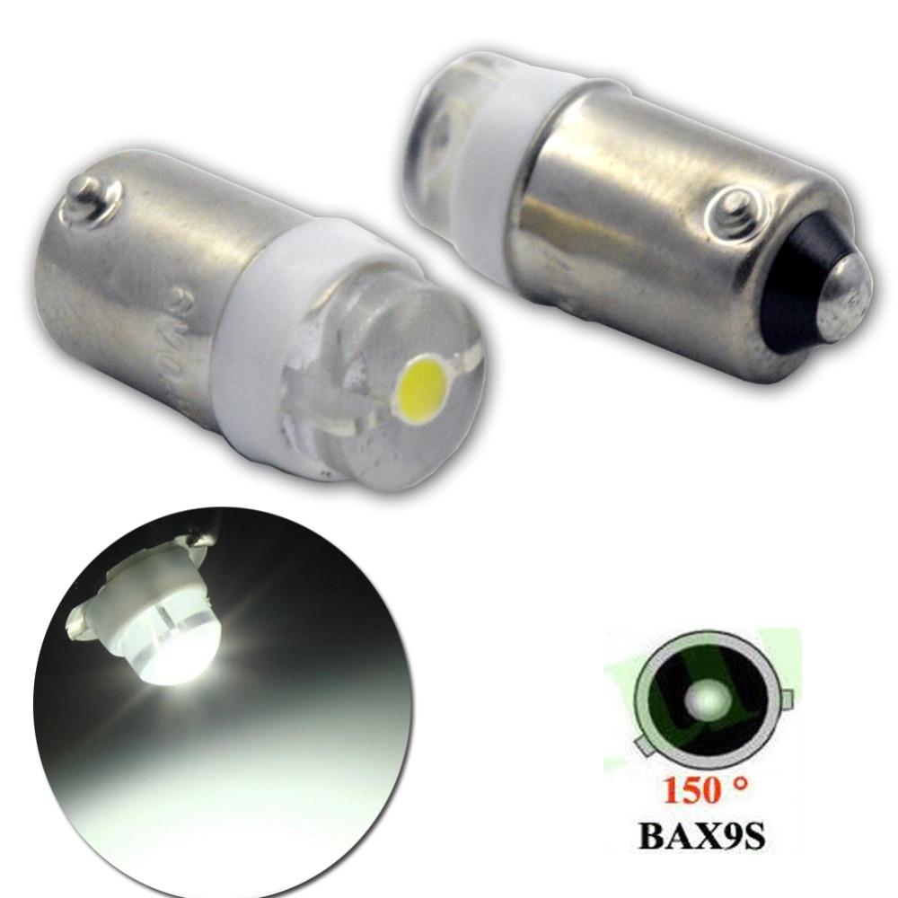 1PC White P21W 1156 BA15S 17 LED Bulb 5730 SMD Super Bright Car Light Moto AC6V