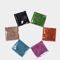 1x BAG 500 gam UPRETTEGO Bling Glitter Powder Dust Nail Art Sequin 3D Cầu Vồng Rõ Ràng Hexagon Slice DIY Nghệ Thuật Quyến Rũ Nail Trang Trí Nội Thất JCF