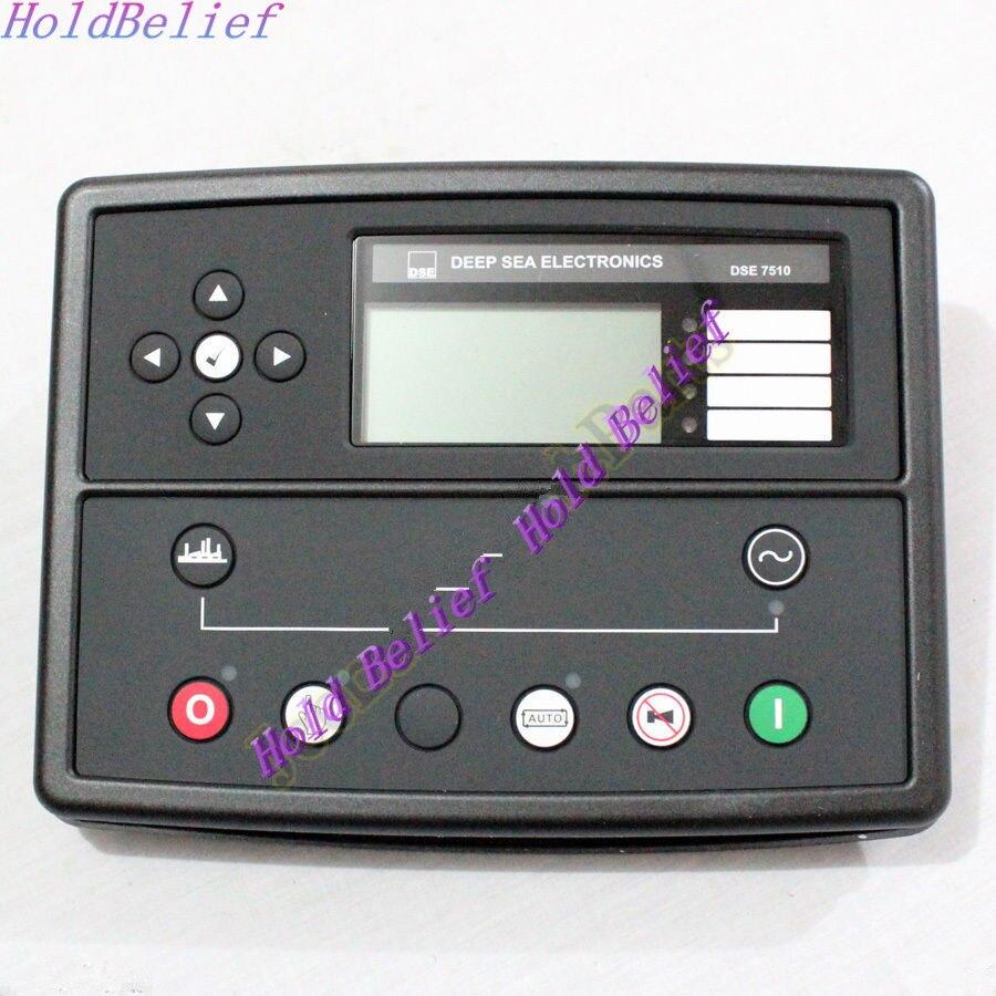 Electronic Control Module >> Us 1585 0 Controller Deep Sea Electronic Control Module Panel Dse7510 For Deep Sea On Aliexpress Com Alibaba Group