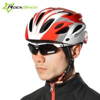 17897058e9 ROCKBROS Mountain Bike Helmet Bicycle EPS PC Cycling Helmet Integrally  Molded Ultralight Mtb Helmet Skate Helm