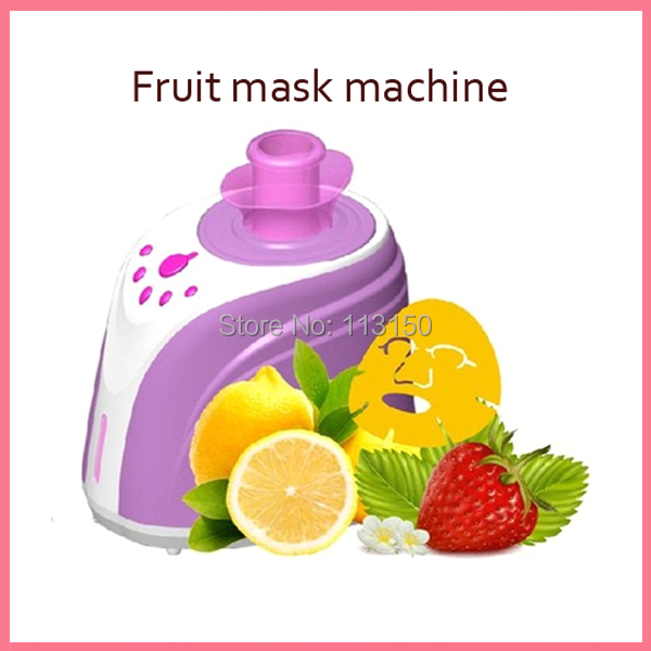 DHL EMS free shipping facial DIY fruit and vegetable face mask maker beauty machine sniper elite 3 ultimate edition ps4