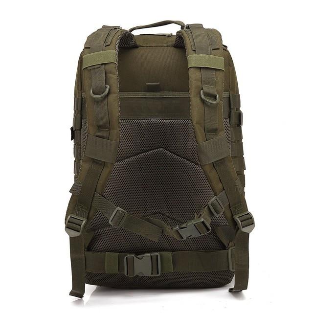 45L Large Capacity Man Army Backpacks 4