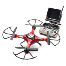 JJRC H8DH FPV Quadcopter RC Drone 2.4G 4CH 6-axis Gyro 5.8G RC Quadcopter With 2.0MP Camera RTF 3D-flip Set-height Mode Function
