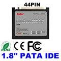 """Envío gratis kingspec 1.8 """"44pin ide pata ssd de 8 gb 16 gb 32 gb 64 gb 128 gb de disco duro de estado sólido para diy ordenador portátil ibm thinkpad"""