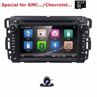Для GMC Sierra 1500 2500HD 3500HD автомобиль радио dvd плеер GPS навигации Fit GMC Yukon Sierra Chevrolet Chevy Tahoe Suburban cammap