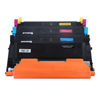 4 Color laser printer toner CLP 365W CLX 3305FW Xpress C410W C460FW For samsung CLT 406 K406S 406S