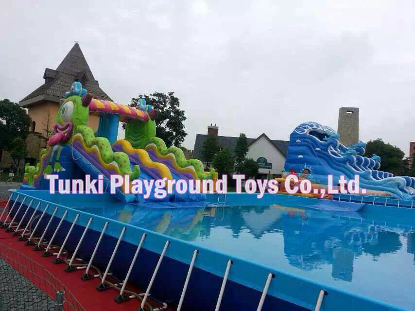 Online Shop metal frame plastic swimming pools for sale | Aliexpress ...
