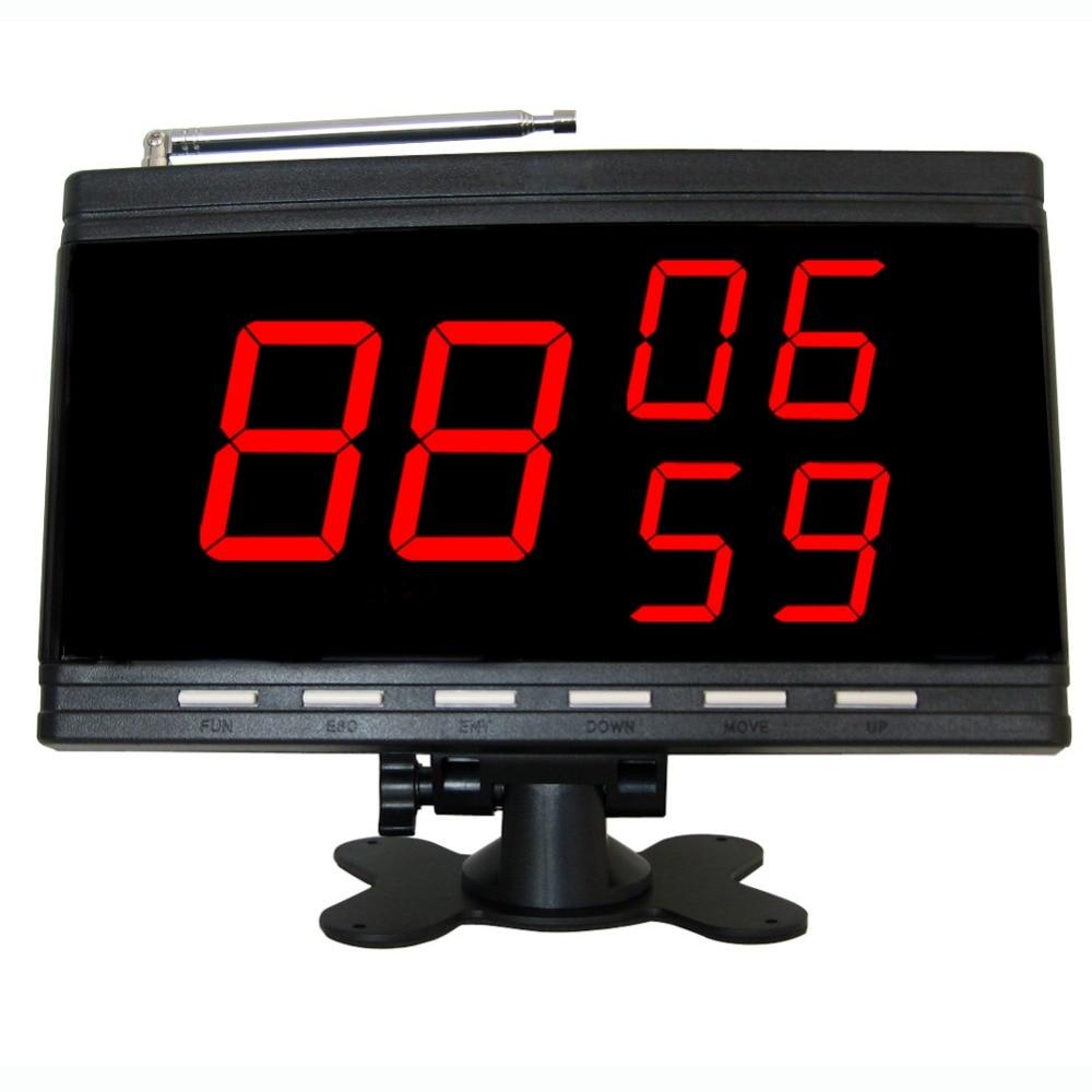 SINGCALL asztali pincérhívó személyhívó rendszer - Irodai elektronika - Fénykép 2