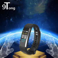T8 Sport Smart Watch IP68 Waterproof Bluetooth Smartband Heart Rate Monitor Wristband Health Bracelet For Android
