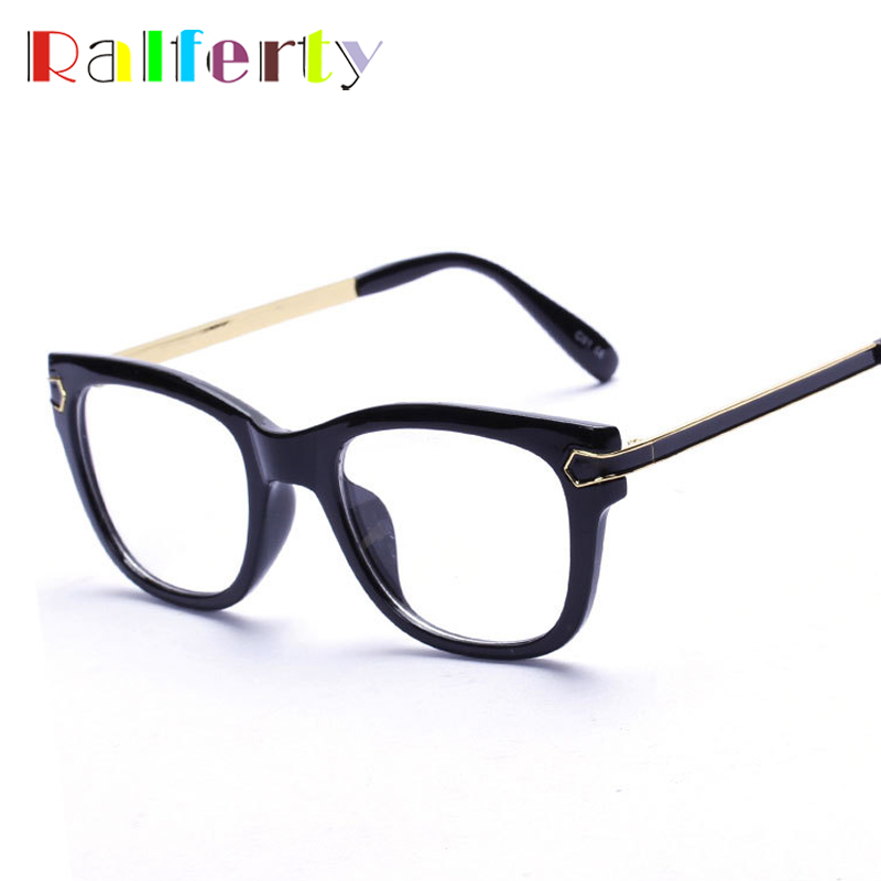 Ralferty Oversize Coreano Espetáculo Óptico Quadro, Mulheres Retro-Óculos  Armações de Óculos Armações de Óculos de Olho Para Homens Oculos 1843 db617aeb2b