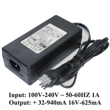 Vilaxh 0957-2146 32V 940mA and 16V 625mA For HP OfficeJet PSC 1350 1355 2410 2450 2510 2600 2610 AC Power Supply Adapter Charger стоимость