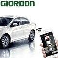 Универсальный автомобильный бесключевой доступ  мобильный телефон индукции автомобиля центральный контроль окна достигли  чтобы открыть ...