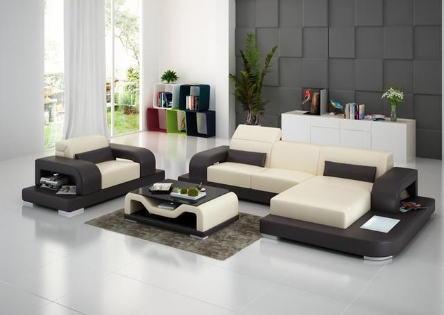 italia sofa furniture. Fashion Desain Warna Campuran Italia Kulit Asli Ruang Tamu Sofa Furniture G8006E R