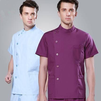 2018 mujeres del verano del hospital ropa médica matorrales conjunto - Novedad - foto 2