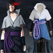 Magnificent Sasuke Uchiha Cosplay Costume