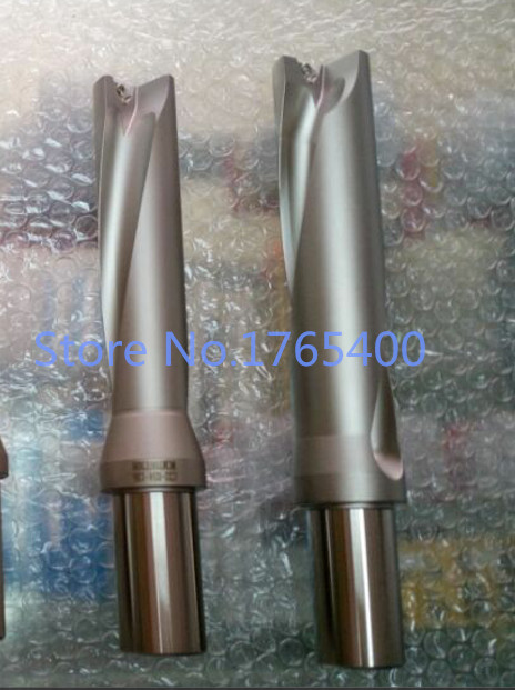 New 1pcs WC SD42-4D-C40-168L  U Drill  for WCMT080412  inserts U Drilling indexable drill bit tool double helix internal cooling holes 3 l d 17mm u drill ud30 sp06 170 w25 ztd03 with inserts zcc spgt06 or taegutec spmg06