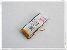 Fábrica de Baterias UM Super Barato Produtos Direto DA de Lítio Polímero 602046 e 500ma
