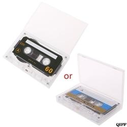 Drop Ship&Wholesale Standard Cassette Blank Tape Empty 60 Minutes Audio Recording For Speech Music Player APR29