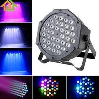 Par Can 36 RGB LED Stage Light Disco DJ Bar Effect UP Lighting Show DMX Strobe