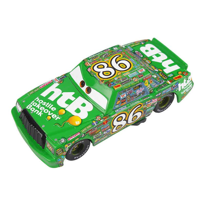 ディズニーピクサー車 3 ライトニングマックィーン · ジャクソン嵐母校 1:55 ダイキャストメタル合金モデル車のおもちゃクリスマスプレゼント子供男の子