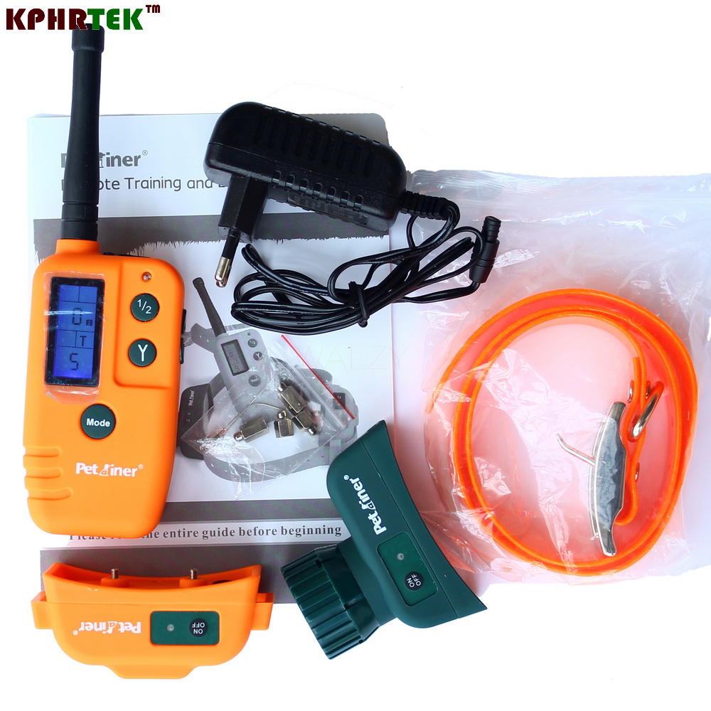 Hunter Training And Electronic Beeper Collars Dog Training Collar Rechargeable and waterproof A910