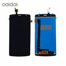 Para ZTE Blade L5 Plus Pantalla LCD Táctil Digitalizador Asamblea Pantalla Lcd de Teléfono Móvil piezas de Repuesto Con Herramientas Libres