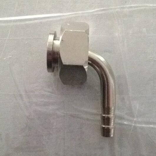 Brass beer faucet accessories screw thread and elbow Free Shipping