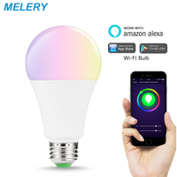 WiFi Smart LED Light Bulb E26 Color Changing RGB Multicolor Lighting 100W 150W Equivalent Homekit work with Alexa,Google Home