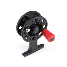1:1 Ice Fishing Reel High Foot 3BB Bearing Fly Reels Winter Tackle