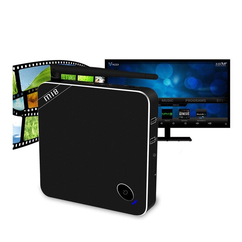 ФОТО Beelink M18 Smart TV Box Amlogic S905 Quad Core Android Set-top Boxes BT WiFI 2.4G / 5.8G 2GB 16GB 1000Mbps TV Player