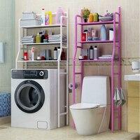 Bathroom Storage Floor Stand Shelf Floor Toilet Washbasin Washing Machine Toilet Storage Rack Kitchen Shelf Creative Shelf
