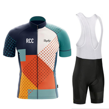 RCC Raphp Pro Team 2019 MTB Men Summer Short Sleeve Set Bike Cycling Jersey Clothing Bicycle Triathlon Shirt Wear Clothes 2019 rcc raphp new cycle clothing tops black cycling jersey with pink logo summer this top brand cambridge mens ride shirt