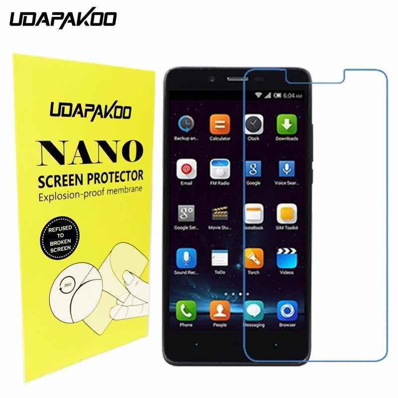 Soft Glass film Nano Explosion-proof glass Screen Protector For Elephone P6000 P7000 P8000 P9000 Lite M2 M3 Elephone S7 S1 S2