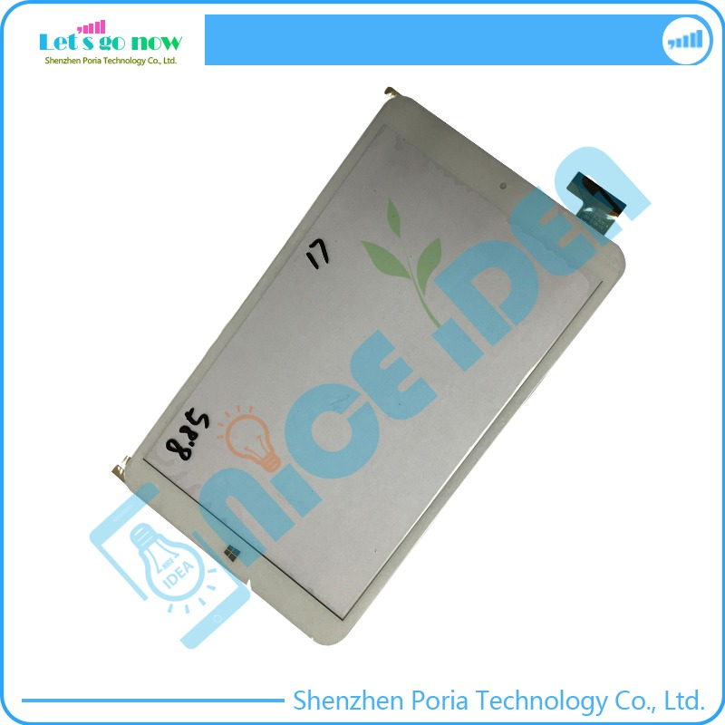100% New 8.25'' Inch Touch Screen Digitizer For MGLCTP-90814 TX28*<font><b>RX18</b></font> White Front Tablet Touch Panel Glass Replacement image