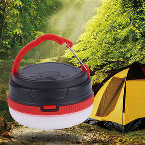 LAIDEYI LED Portable Camping L