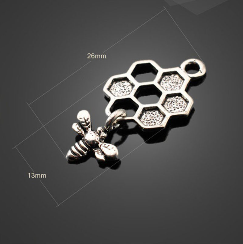 Gear Charm//Pendant Tibetan Antique Silver 26mm  10 Charms Accessory Jewellery