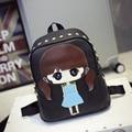 High Quality Cute Girls Shoulder Bag Nvda Tong Leisure Travel Women Backpack Korean Girls Junior High School Students Bags