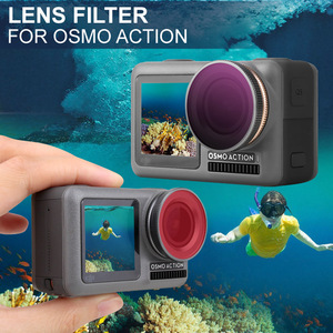 For Osmo Action Lens Filter UV