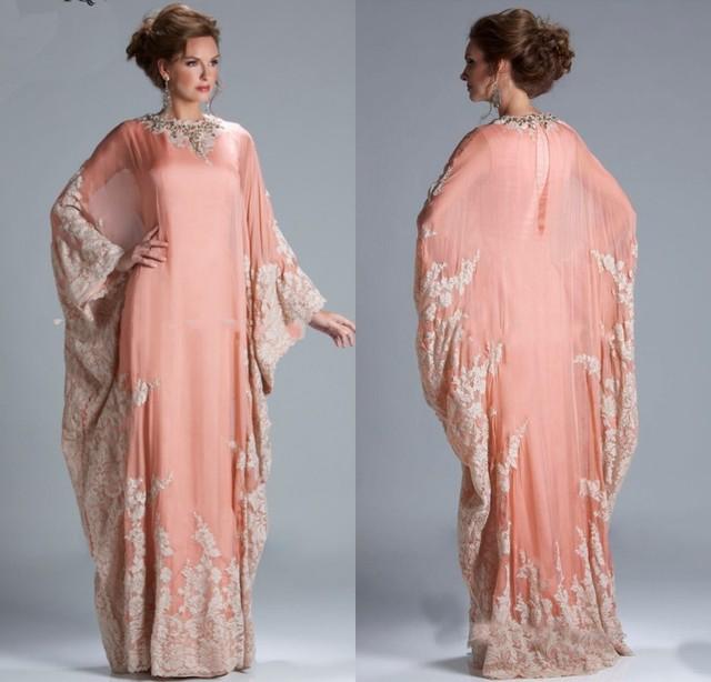 c50836a6fe0d 2018 Latest Design Long Fashion Coral robe de soiree Elegant Evening ...