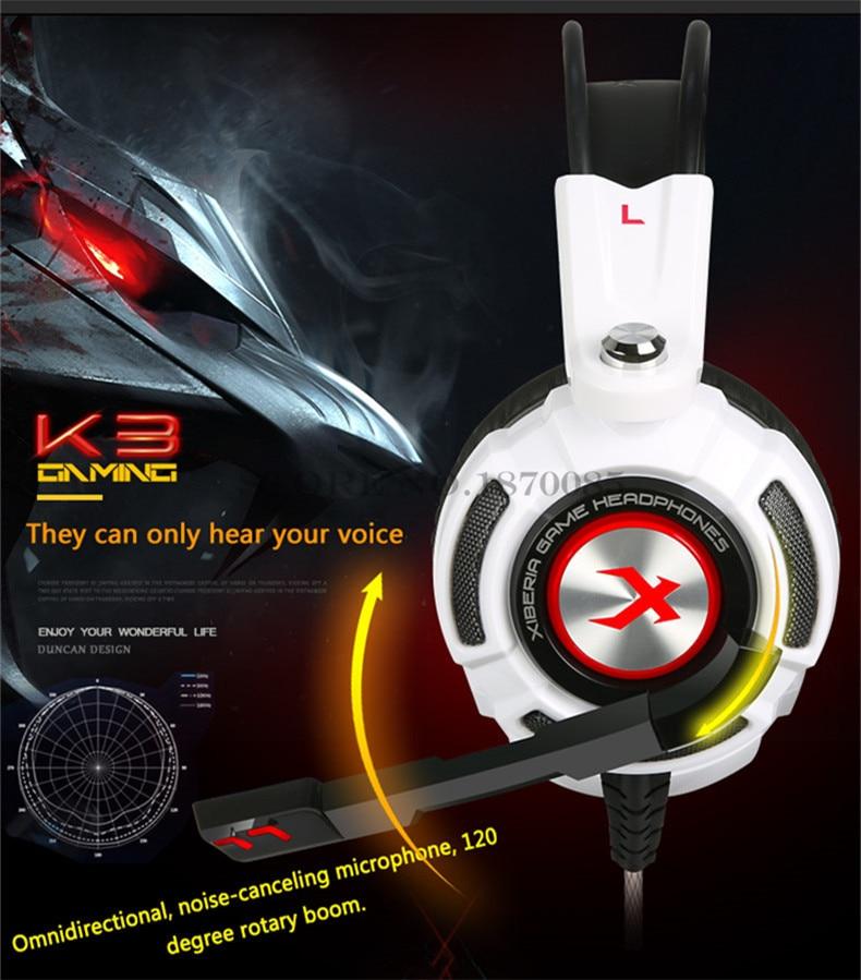 Xiberia K3 Over-Ear PC Gamer Game Headset Xiberia K3 Over-Ear PC Gamer Game Headset HTB19dwrQpXXXXaEXVXXq6xXFXXXD