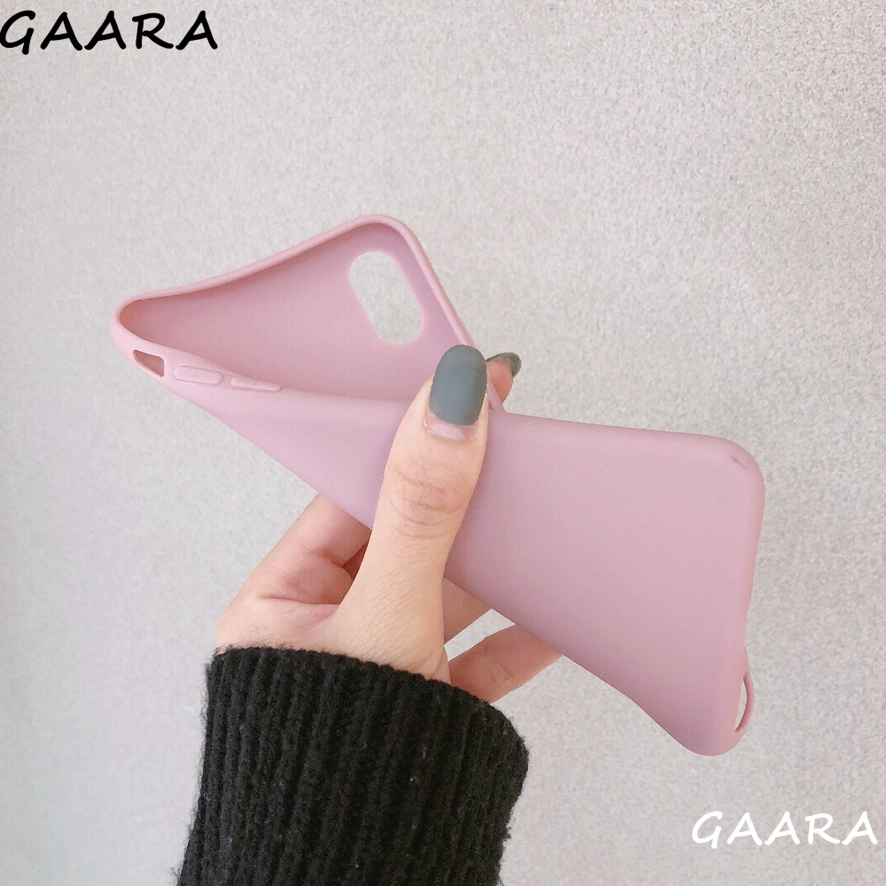 Soft Candy Color Case for Huawei P30 Pro Nova 4 nova 3 2s Mate 20 pro honor 10 9 Soft Silicon Cases for huawei P20 Pro P10 pro in Fitted Cases from Cellphones Telecommunications