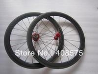 20 inch minivelo fibra de carbono completo conjunto de rodas de bicicleta 451mm hub powerway, 38mm profundidade argumento decisivo